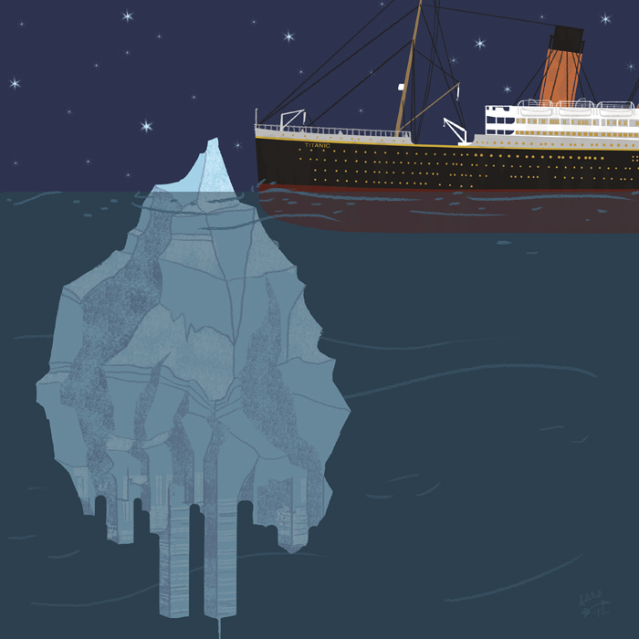 personification of the titanic and the iceberg in thomas hardys poem the convergence of the twain In thomas hardy's  hardy deliberately sets the poem on christmas  hopkins's 'the wreck of the deutchland' and hardy's 'the convergence of the twain.