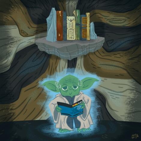 YodaStudies-TheLastJedi